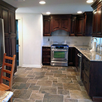 Example of our Kitchen remodeling in Teaneck, NJ