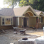 Home exterior remodel in Paramus, NJ